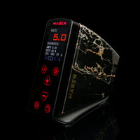 Power Plug box for tattoo machine - Maser Digital Tattoo Power Supply LED Display Tattoo Power Box Tattoo Supplies Top Quality For Tattoo Machines Guns DHL
