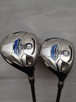 Wholesale 2014 SLDR Golf Fairway Woods Golf Clubs Graphite Shafts And Headcovers