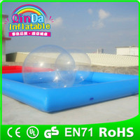Pool inflatable bathtub for adults - china manufacturer plastic bathtub for adult inflatable pool floats