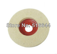 angle grinder set - 20pcs set wool felt polishing wheel MM angle grinder dedicated