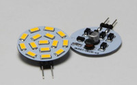 Wholesale 10pcs High Quality G4 RV Boat LED SMD Led Bulb Cool Warm White Light V V AC LM