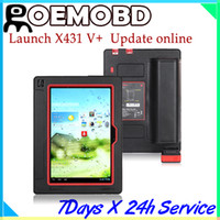 For BMW scanners - 100 Original Launch X431 V X V Wifi Bluetooth Global Version Full System Scanner diagnostic tool Diagun X431 IV GIFT x431 Idiag