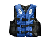 Wholesale Professional Life Vest Life Safety Fishing Clothes Life Jacket Water Sport Survival Suit Outdoor Swimwear for Adults