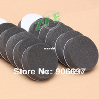 Wholesale 12Pcs inch Black Medium Polish Foam Pad amp Polishing Pad For Car Detail Polish