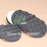 Wholesale 8Pcs inch BUFFING POLISHING PAD FINISHING WAFFLE PAD Polish For Car Polisher