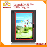 Wholesale 2014 New Original Launch X431 V Wifi Bluetooth Full System diagnostic Scanner X V X V Diagun with GIFT X431 Idiag