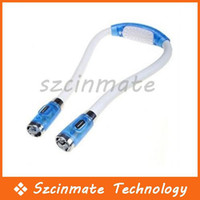 Wholesale Flexible Hands free LED Light with LED Bulbs