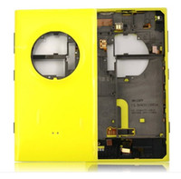 Wholesale Original new For Nokia Lumia Back Cover N1020 battery housing door cover case Replacement part three colors with side button buzzer
