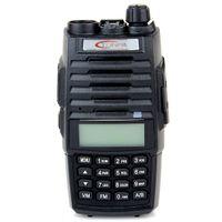 Wholesale NEW Black Walkie Talkie TONFA TF Q5 VHF UHF MHz Memory Channel W FM Radio Flashlight VOX Scan Two Way Radio A7024A