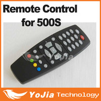 Wholesale 10pcs remote control for s DVB S DVB C DVB T satellite receiver cable receiver post