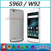 MTK6592 Octa Core 1. 7GHZ Cell Phones W92 2G RAM 16G ROM Andr...