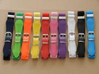 Wholesale Baby elastic belt children belt boys and girls candy color belt elastic