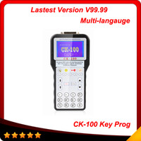 Wholesale 2014 Newly multi language CK100 key programmer CK Auto Key Programmer V99 CK SBB The Latest Generation In stock