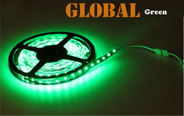 200M 200 meter RGB LED Strip Lighting lights Flexible 3528 SMD 60LEDs M 5M Reel Non Waterproof DC 12V indoor lights Via DHL
