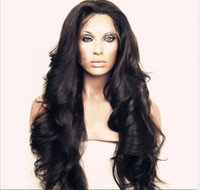 Wholesale 130 Density Brazilian Virgin Hair Body Wave Lace Front Wigs Glueless Full Lace Wig Full Lace Human Hair Wigs For Black Women