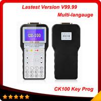 Code Reader auto key scanner - 2016 New auto scanner the Latest Car key programmer CK CK100 Auto Key Programmer V99 Generation of SBB