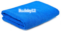 Wholesale DHL car wash towels lint free towel small size professional washing Towel