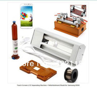 Wholesale Top Quality Touch Screen LCD Separating Machine Refurbishment Mould for Samsung I9500 Galaxy S4