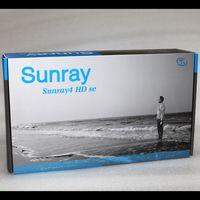 Wholesale High quality Sunray4 HD se SUN SR4 se HD box with triple tuner DVB S DVB C DVB T in one tuner DM800HD se with Mbps WiFi