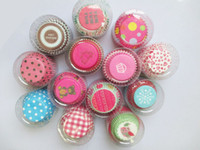 Wholesale styles birthday party paper baking cups cupcake liners muffin cases