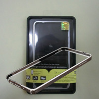 For Samsung   Ultrathin Metal Bumper Case Frame Cover For Samsung Galaxy Note 3 III N9000 Cell Phone Border Protector with Retail Package