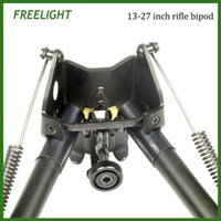 arm fix - 13 Inch Foldable Arms Fixed Non Pivot Shooting Bipod Harris Style gun mounted shooting stick bipod