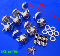 Wholesale NEW Set of R3L GROVER Guitar Machine Heads For Electric or Acoustic Guitar