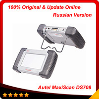 Wholesale 2014 New arrival original maxidas ds708 Russian version update via internet with high quality DS