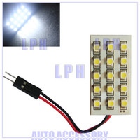 Wholesale SMD LED Room Car Dome Light Interior Bulb Lamp cool white DC V