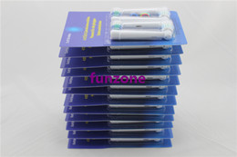 Wholesale Electric Toothbrushes Head EB17 SB A Toothbrush Heads Replacement Dental Care Products Neutral Blister Package English Instruction