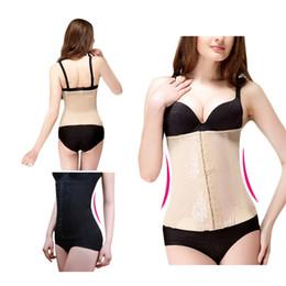 Wholesale S5Q Waist Belly Tummy Slimming Body Belt Shapewear Corset Cincher Trimmer Girdle AAADBZ