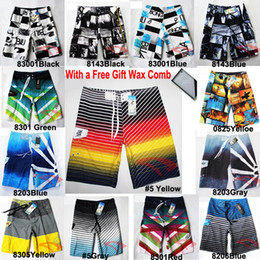Wholesale Hot Men s Board Shorts Surf Casual Trunks Swimwear Beach Wear Colored Size Plus Size Swimwear for Bilabon