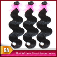 Hair Extensions 100g pc Cuticle 6A 100% Malaysian Virgin UNP...