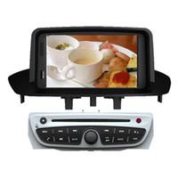 Wholesale Factory car media Android system car dvd navigation plalyer for Renault Megane
