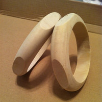 Other Other Men's Free Shipping Unfinished Wooden Bangle Faceted For DIY 20pcs lot SMT-244