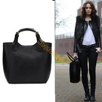 Totes Women Plain Newest Vintage Celebrity Tote Shopping Bag HandBags Designer Bags Leather Women Handbag Purse Bag Hot SV000189 b003