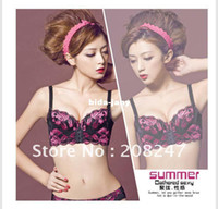 Wholesale New TV Shopping Products SECRET Magic bra sets First Generation Sexy Bra underwear set with box package