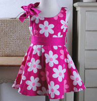 Wholesale Koolee brand spring new baby kid children girl accessories kids bridesmaid evening floral dora jumpsuit princess Bow dress