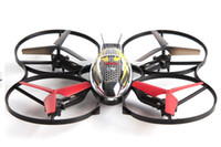 Wholesale New Arrival Syma X4 G CH Axis RC Quadcopter RTF Helicopter Eversion RC Quad copter Aircraft UFO HELI toy GYRO