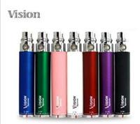 as  the  picture BATTERY Battery Vision Spinner Ego c twist electronic cigarette Ego Battery 650 900 1100 1300 mah Variable Voltage 3.3-4.8V for vivi nova V2 CE4 CE5 Mt3 X9