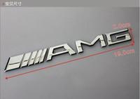 Wholesale Chrome car rear emblem badge car sticker