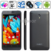 4.7 Android 1G CUBOT One Black GPS+AGPS Android 4.2.1 MTK6589T 1.5GHz Quad Core RAM 1GB ROM 8GB 4.7 inch HD Dual SIM 13.0MP Smart Phone