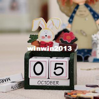 Wholesale Calendar derlook zakka perpetual calendar colored drawing fashion four seasons