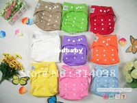 Wholesale summer mesh cloth waterproof leack baby diaper wholesalers