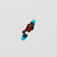 apple iphone tracking - 20pcs Original New Home Button Flex Cable Ribbon For iPhone C With Tracking Number