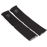 Wholesale 40PCS High Elastic Ice Silk Fabrics Arm Sleeves Cuff leg For Outdoor Cycling amp Driving UV Protection