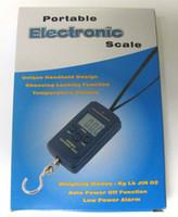 Revisiones Electronic scale-En ventas Fedex mini portátil Báscula Electrónica Digital con Gancho gancho de pesca de bolsillo La balanza