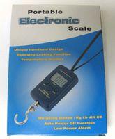 Wholesale On Sales Fedex Portable Mini Electronic Digital Scale Hanging Fishing Hook Pocket Weighing Balance