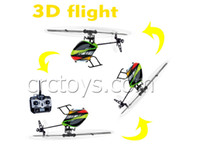 Wholesale 2 G CH D single blade rc helicopter