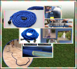 Wholesale 100Pcs FT Flexing Water pipe Garden Hose flexible for water flowers Original Best quality water hose S01